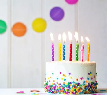 Celebrar tu cumpleaños en casa
