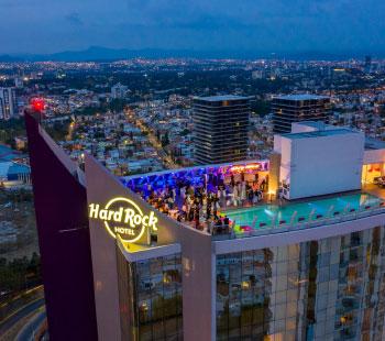 Eventos al estilo Hard Rock Hotel Guadalajara