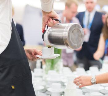La importancia del espacio de coffee break en tu evento