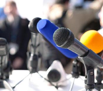¿En qué momento se organiza una rueda de prensa?
