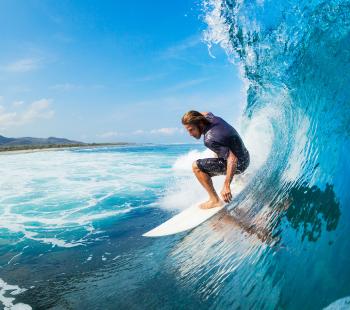 Playas para Surfear en Los Cabos