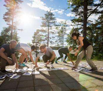 Team building para fortalecer tu empresa